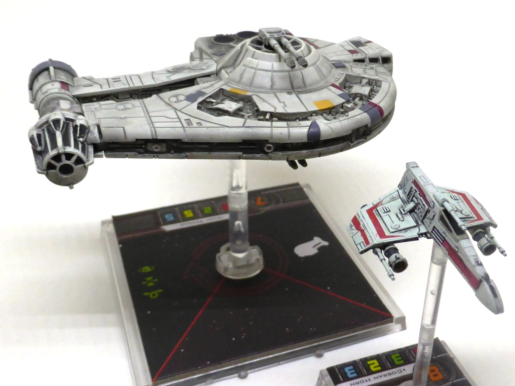 X-Wing Dash Rendar Tournament List
