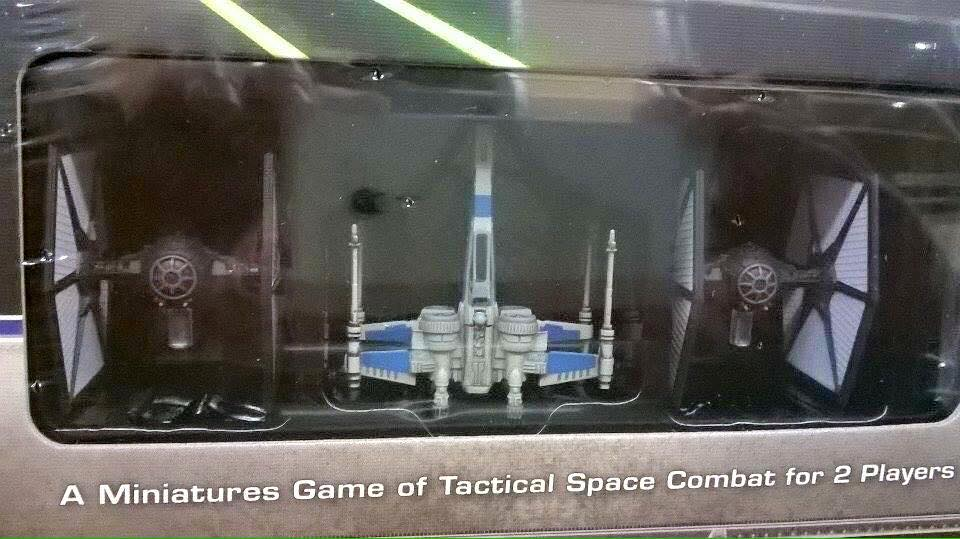 New blue X-wing boost action