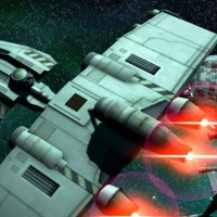 X-Wing - K-Wing Alpha Strike Tournament List Musings