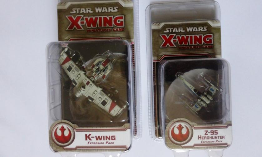 K-Wing Size Comparison