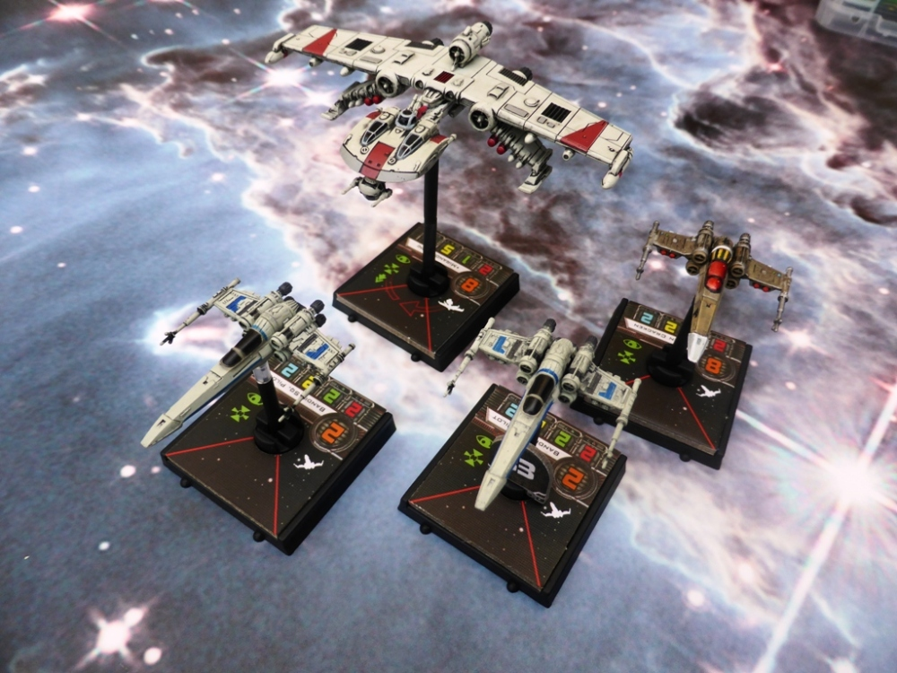 X-Wing K-Wing Tournament