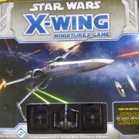Unboxing - X-Wing: The Force Awakens Core Set - Books & Tokens