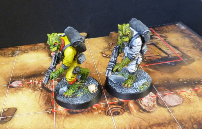 Imperial Assault Trandoshan Hunters