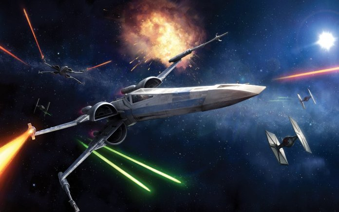 X-Wing Miniatures Force Awakens