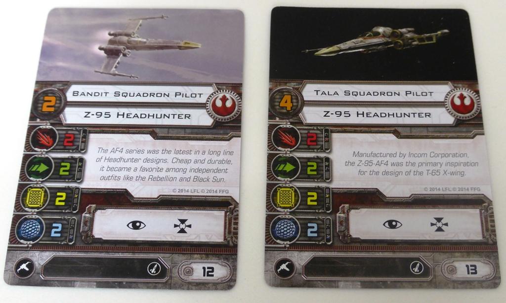 Bandit Squadron Pilots
