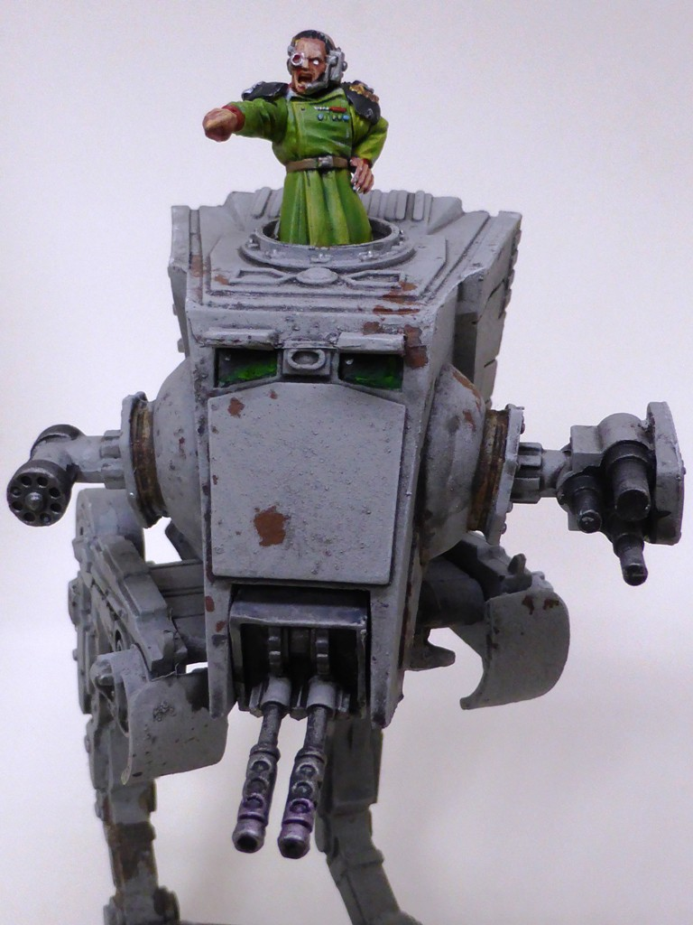 General Weiss Conversion