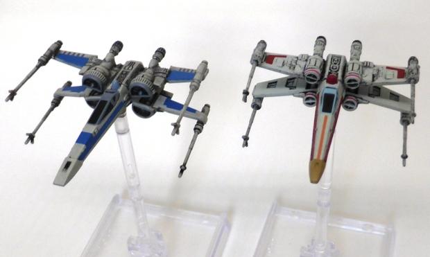 new t-70 x-wing star wars