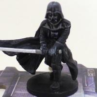 Painting Table - Imperial Assault - Dark Vader Part 1 - All Black