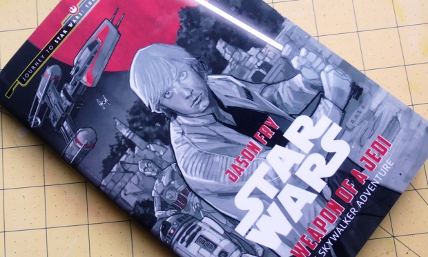 Book Review The Weapon of a Jedi