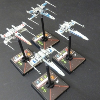X-Wing Tournament List - Poe & Wedge: X-Wing Aces Old & New