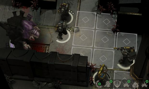 Deathwatch Carnifex Mission