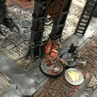 Armageddon Blog 4 - My First Shadow War Battle