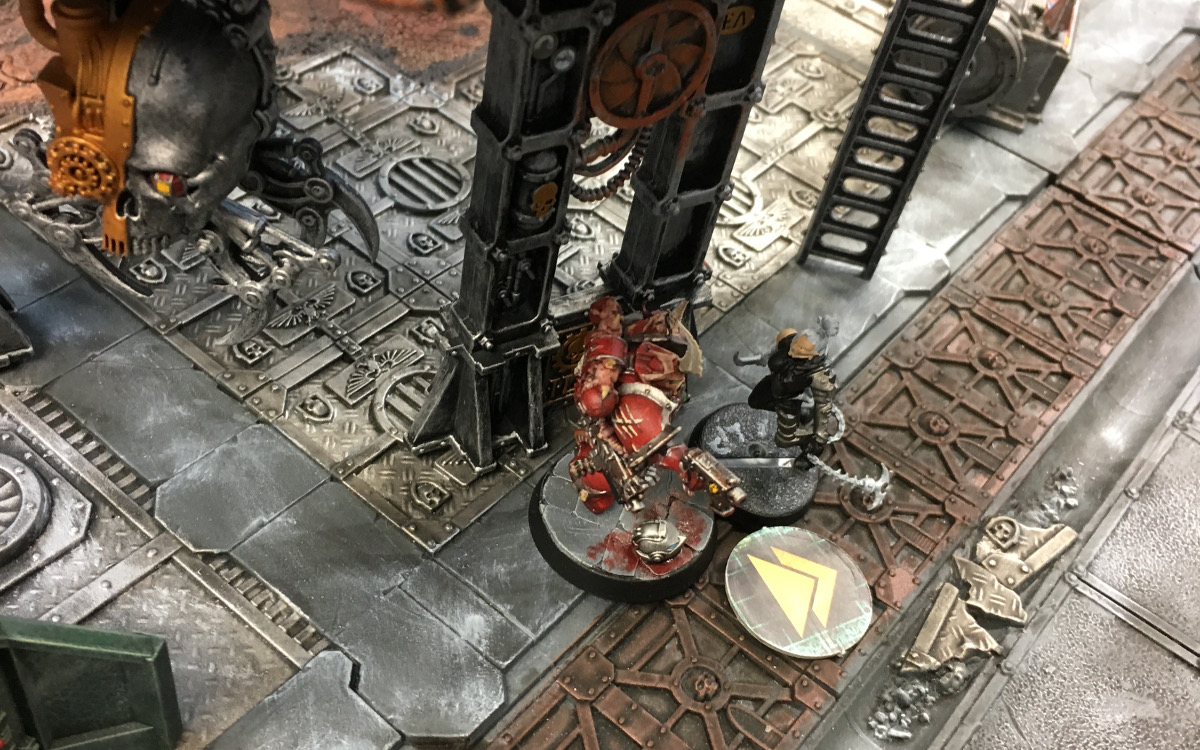First Game of Shadow War Armageddon