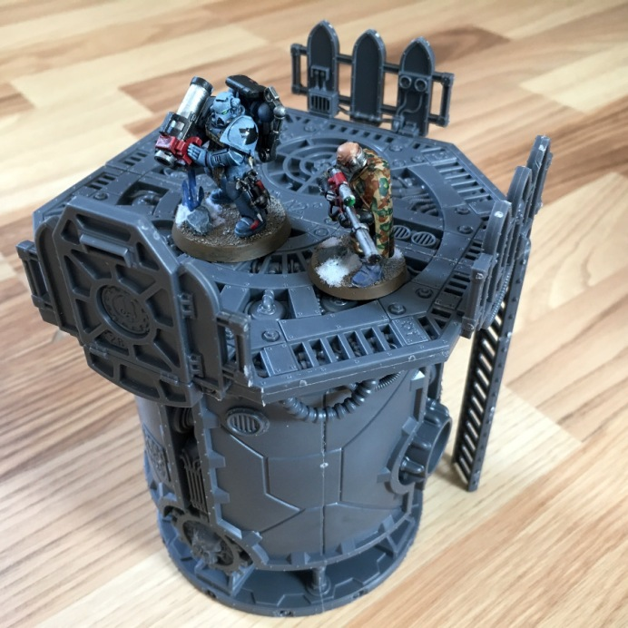 Ferratonic Furnace Assembled