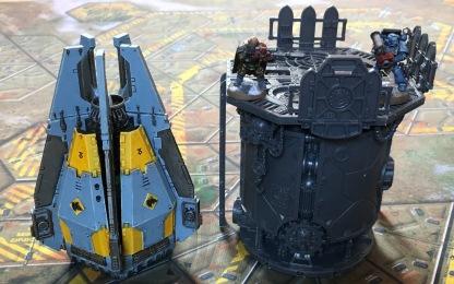 Ferratonic Furnace vs. Drop Pod