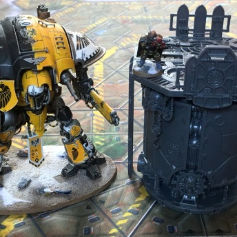 Ferratonic Furnace vs. Imperial Knight