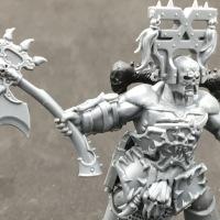 Khornversions - Khorne MK III Berserkers