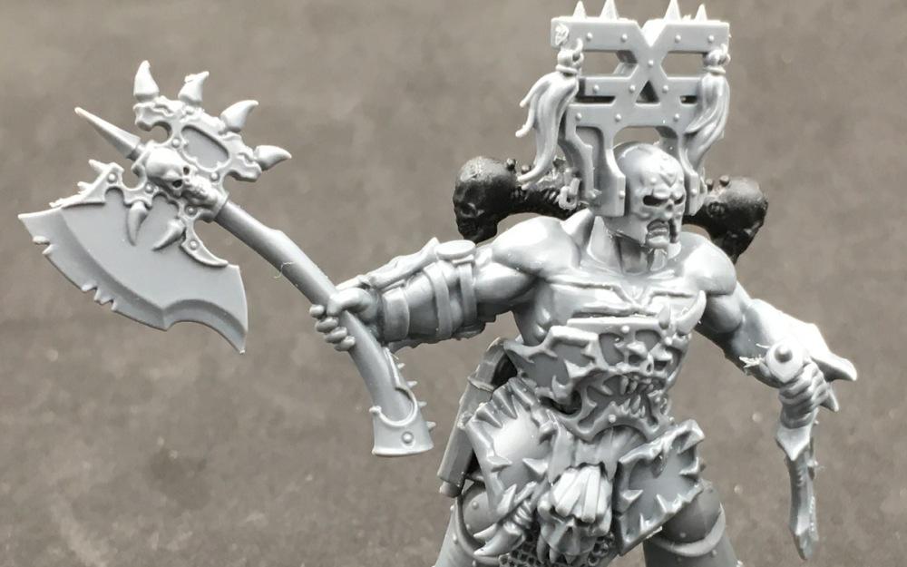 MK III Khorne Berserker Conversions