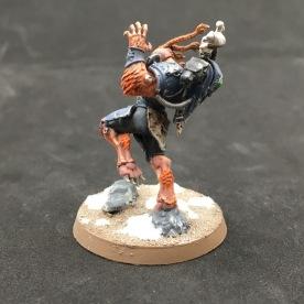 Wulfen Clawfinger two
