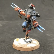 Wulfen Pack Leader