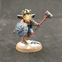 Wulfen Thunderhammer Shield one