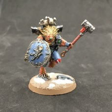 Wulfen Thunderhammer Shield one