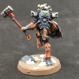 Wulfen Thunderhammer Shield three