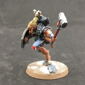 Wulfen Thunderhammer Shield two
