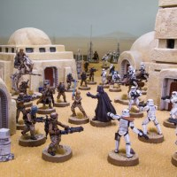 Fantasy Flight Games announced Star Wars Legion Miniatures Wargame
