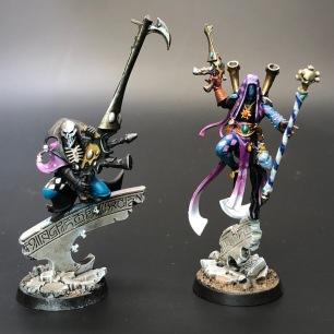 Death Jester & Shadowseer