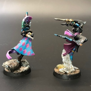 Harlequins Solitaire 2