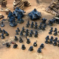 40K Astra Militarum Army Showcase