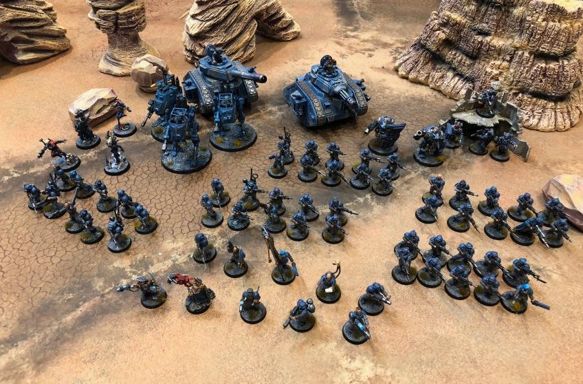 Astra Militarum Army