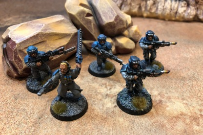 Imperial Guardsmen