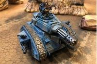 Tank Commander Pask