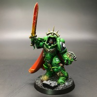 Bemalvideo: Salamanders Primaris Captain