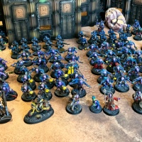 Genestealer Cults Armee für das 2019 TTM Grand Tournament West in Worms